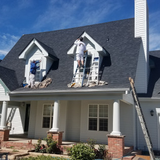 exterior painter Fort Collins